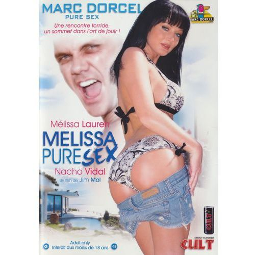 Marc dorcel Dvd melissa pure sex (3393600801373)