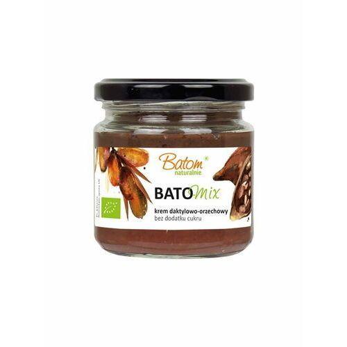 Krem daktylowo - kakaowy z orzechami laskowymi bio 200 g - marki Batom