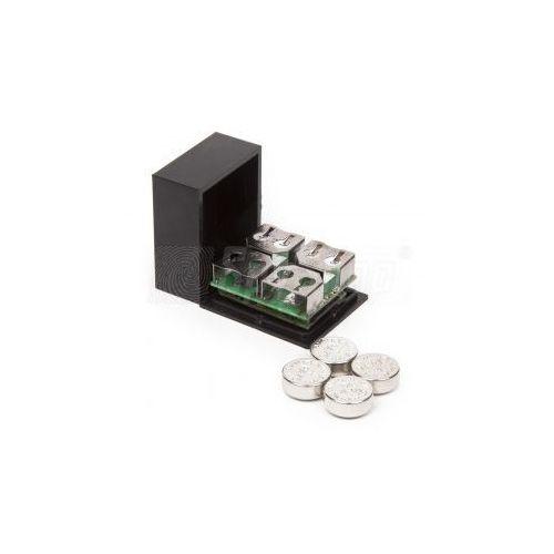 Profesjonalny dyktafon lr-32 box z hasłem i długim czasem pracy do 300h marki Spy shop