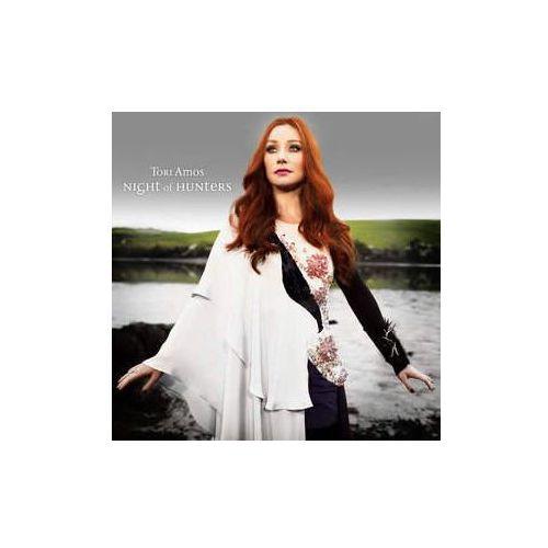 Universal music Tori amos - night of hunters (polska cena) [wyprzedaż - lato 2013] (0028947799290)