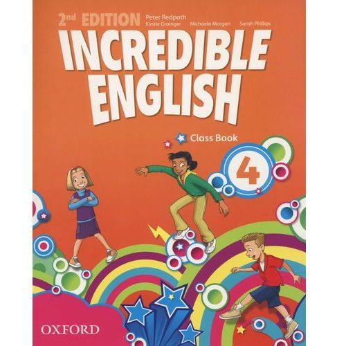 Incredible English 4 Second Edition Podręcznik (2013)