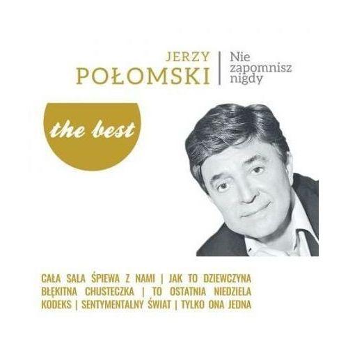 Mtj Nie zapomnisz nigdy - the best - połomski, jerzy (płyta winylowa) (5906409999455)