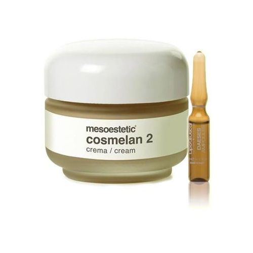 Mesoestetic - Cosmelan 2 Cream + Daeses Lifting Effect Serum - Cosmelan krem na przebarwienia + Serum liftingujące GRATIS! - 30 ml, 1 amp x 2 ml - DOS - sprawdź w sklepEstetyka.pl