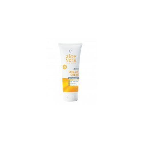Lr health&beauty Lr aloe vera żel- krem przeciwsłoneczny spf 20, 100 ml