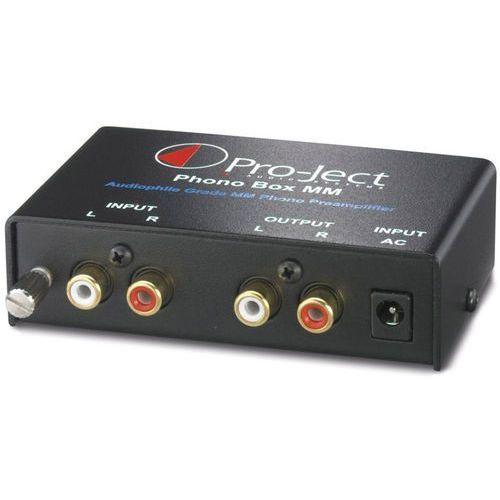 Pro-Ject przedwzmacniacz gramofonowy Phono Box MM (9120035827166)