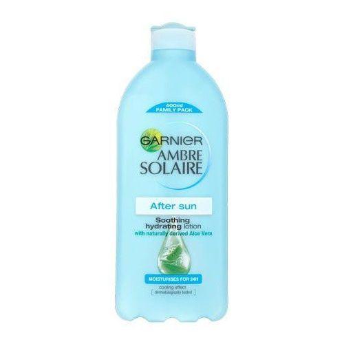 Garnier nawilżający balsam po słońce ambre solaire (soothing hydrating lotion) 400 ml (3600540305381)