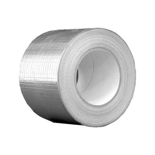 Anticor Szeroka taśma aluminiowa zbrojona tale 100-50 idealna do izolacji typu klimafix szerokość 100mm i 50 mm szerokość l [mm]: 50mm