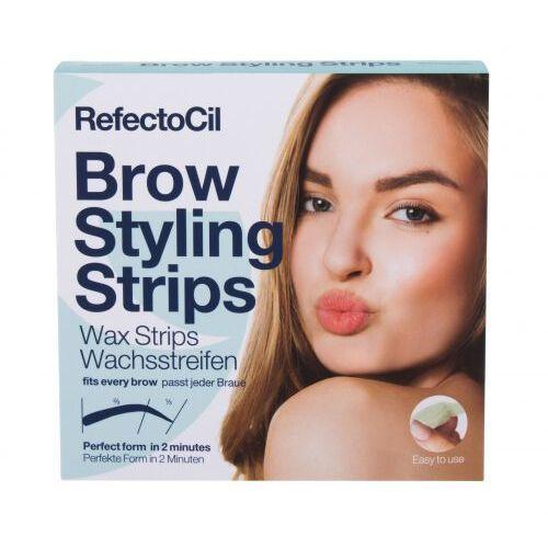 RefectoCil Brow Styling Strips akcesoria do depilacji 20 szt dla kobiet