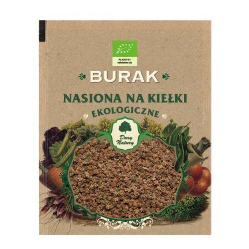 BURAK 30g - nasiona na kiełki Eko - Dary Natury