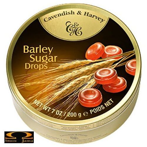 Cavendish & harvey Landrynki barley sugar 200g (4037719067952)