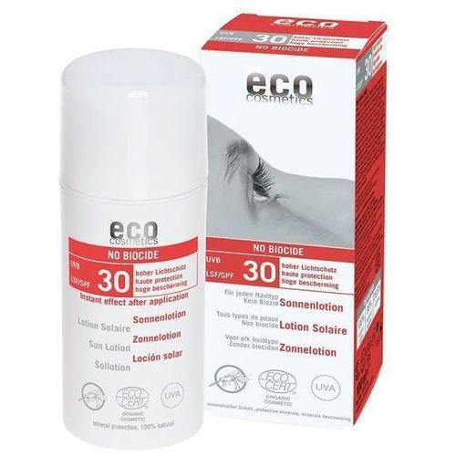 Emulsja na słońce LSF/SPF 30 SŁOŃCE I KOMARY 100 ml