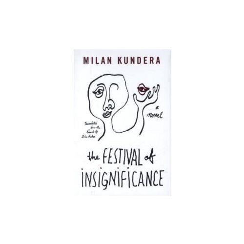 The Festival of Insignificance. Das Fest der Bedeutungslosigkeit, englische Ausgabe