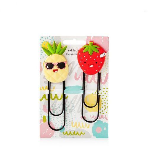 Zakładki do książek fruits zakładki marki Home&you
