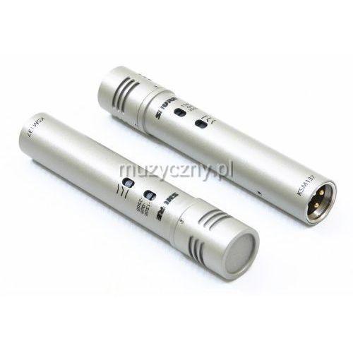 Shure ksm137/slst pair para mikrofonów pojemnościowych