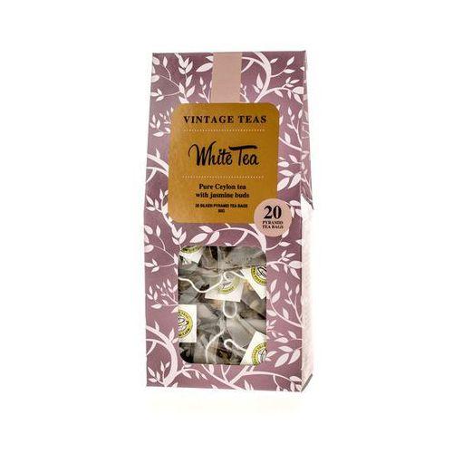 Herbata vintage teas white tea - 20 torebek marki Richmont