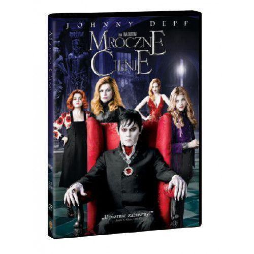 Mroczne cienie (DVD) - Tim Burton DARMOWA DOSTAWA KIOSK RUCHU