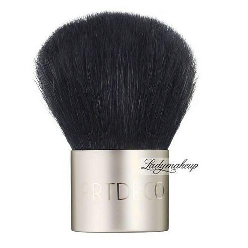 Artdeco pure minerals brush for mineral powder pędzel do makijażu 1 szt dla kobiet