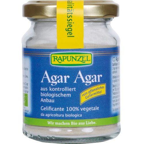 Agar agar - substancja żelująca 60g eko - marki Rapunzel
