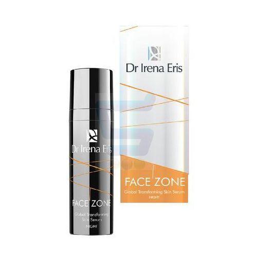 Dr Irena Eris Face Zone Krem - serum do twarzy na noc 30 ml ze sklepu Super Koszyk