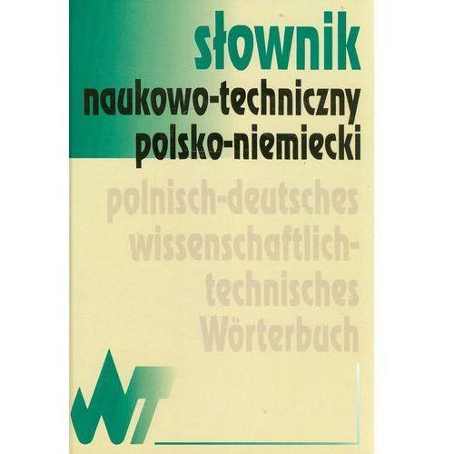 Słownik naukowo-techniczny polsko-niemiecki, WNT