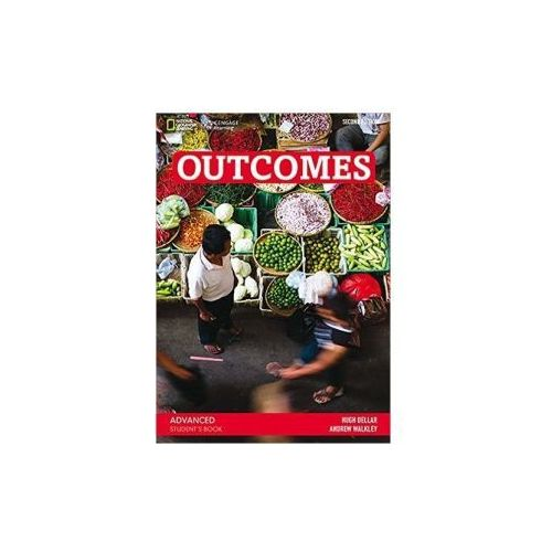 Outcomes Advanced 2nd Edition. Podręcznik + DVD + Access Code (216 str.)