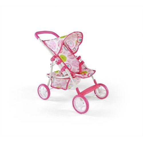 Milly Mally, Natalia, wózek dla lalek, brązowy (wózek dla lalki) od Smyk