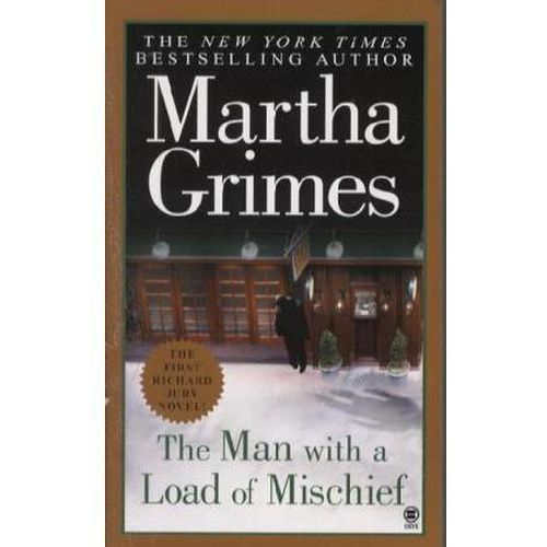 The Man With a Load of Mischief. Inspektor Jury schläft außer Haus, englische Ausgabe (9780451410818)