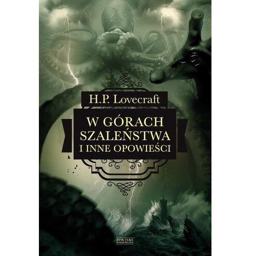 W górach szaleństwa i inne opowieści - Howard Phillips Lovecraft - ebook