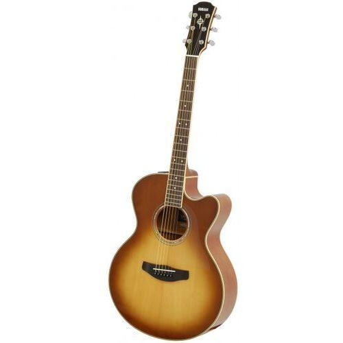 Yamaha CPX 700 II SB gitara elektroakustyczna, CPX700II-SB