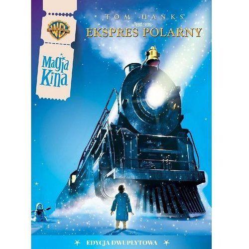 EKSPRES POLARNY (2DVD) MAGIA KINA (Płyta DVD) (7321912389544)