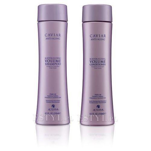 Alterna Caviar Volume Zestaw nadający objętość | szampon 250ml; odżywka 250ml (9753197531609)