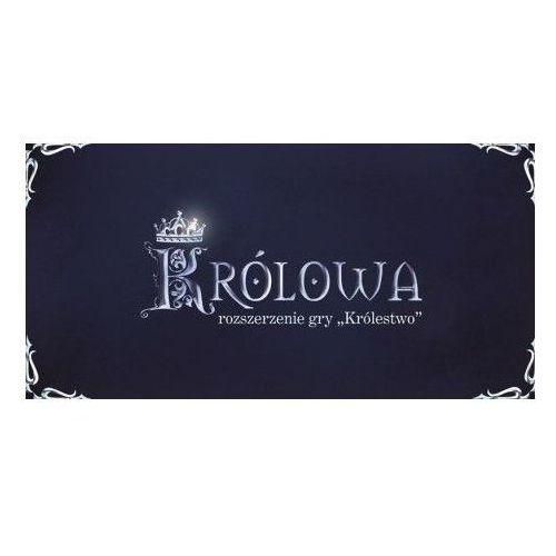 """Królowa - rozszerzenie gry """"królestwo"""" gra planszowa marki Praca zbiorowa"""