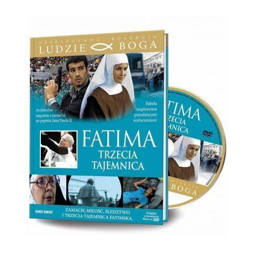 Ludzie boga. fatima. trzecia tajemnica dvd+książka marki Rafael