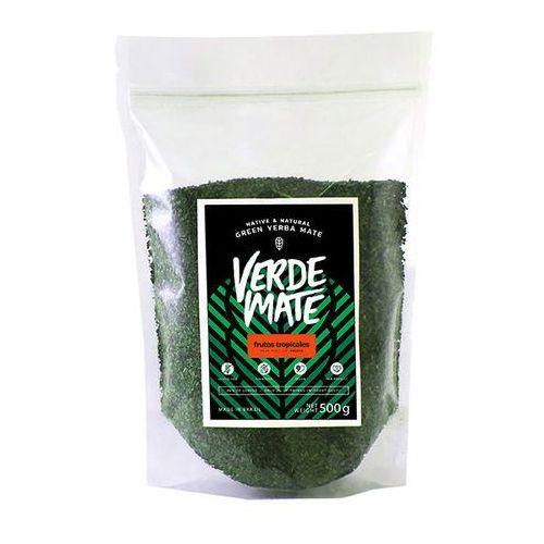 Verde mate Yerba green frutos tropicales 0,5kg