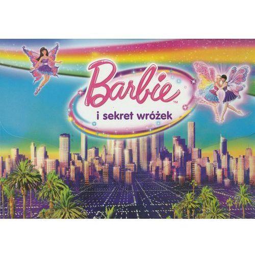 Barbie i sekret wróżek dvd - megapack a4 marki Tim film studio
