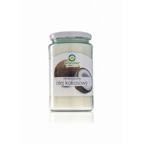 Olej kokosowy bezwonny bio 670 ml - marki Bio food