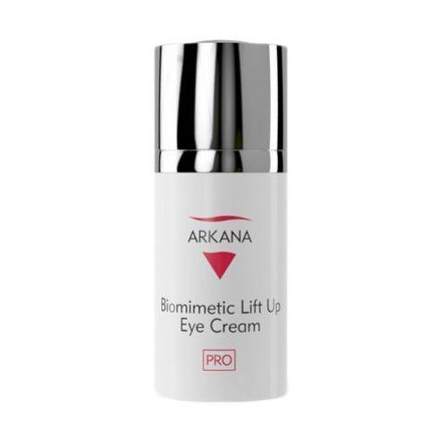 biomimetic lift up eye cream biomimetyczny krem liftingujący pod oczy (36014) marki Arkana