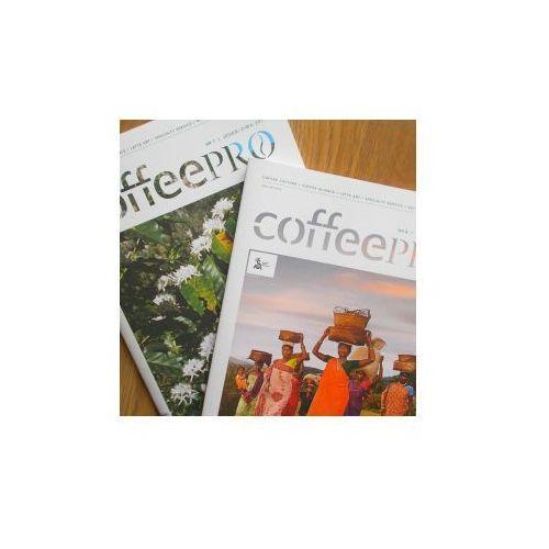Czasopismo dla kawoszy CoffeePro