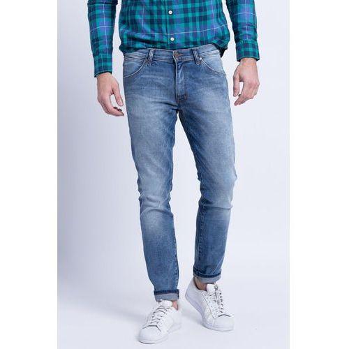 Wrangler - jeansy larston slim tapered