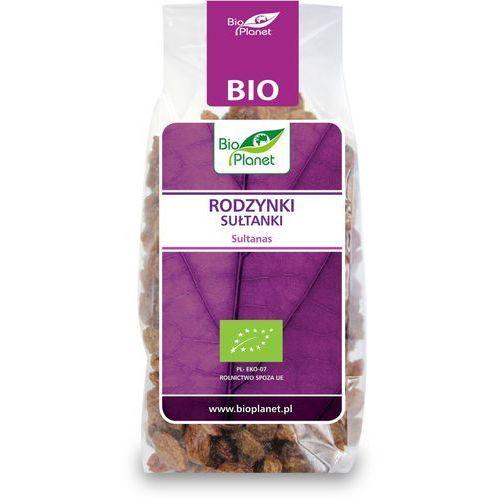 Bio Planet: rodzynki sułtanki BIO - 1 kg