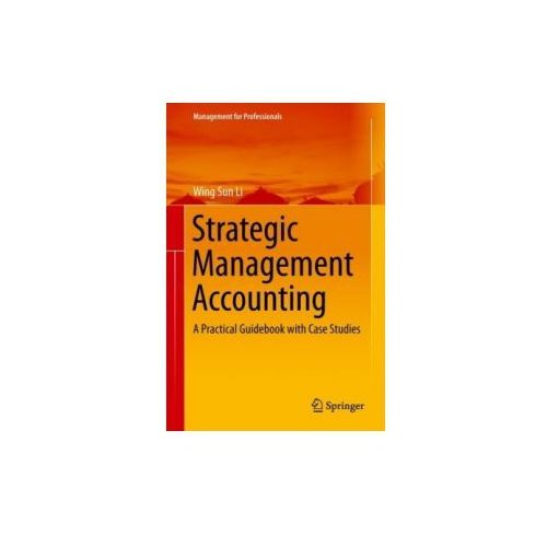Strategic Management Accounting (9789811057281)