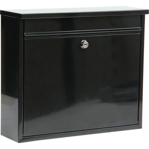 Vorel Skrzynka na listy 310 x 360 x 100 – czarna (78575) - produkt dostępny w Mall.pl