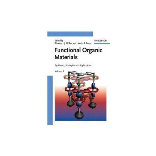Functional Organic Materials (9783527313020)