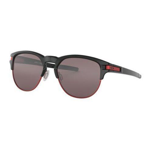 Okulary Oakley Latch Key Polished Black Prizm Black Iridium OO9394-0552, kolor czarny