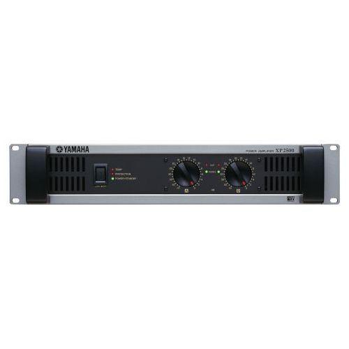 Yamaha xp2500 wzmacniacz mocy 2x295w/4, hpf, gpi