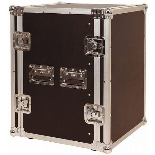 Rockcase rc-24115-b professional flight case rack 15u