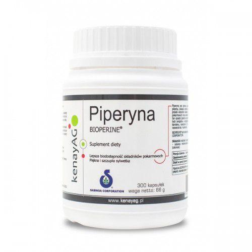 Piperyna (BIOPERINE) 300 kapsułek
