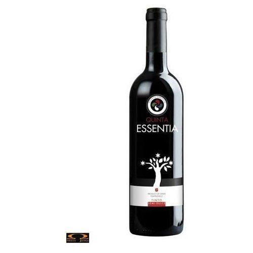Wino Quinta Essentia Tinto Półsłodkie Hiszpania 0,75l ze sklepu SmaczaJama.pl