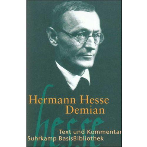 Hermann Hesse, Heribert Kuhn - Demian (9783518188163)