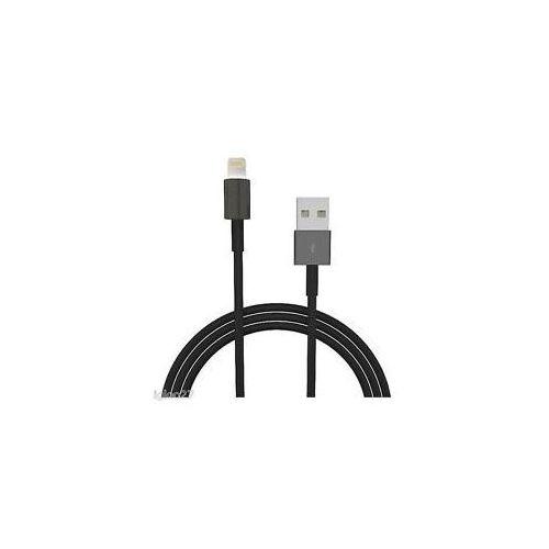 KABEL USB LIGHTNING 2 METRY DO APPLE IPHONE 5, IPAD 4, IPAD MINI (kabel transmisyjny do telefonu)